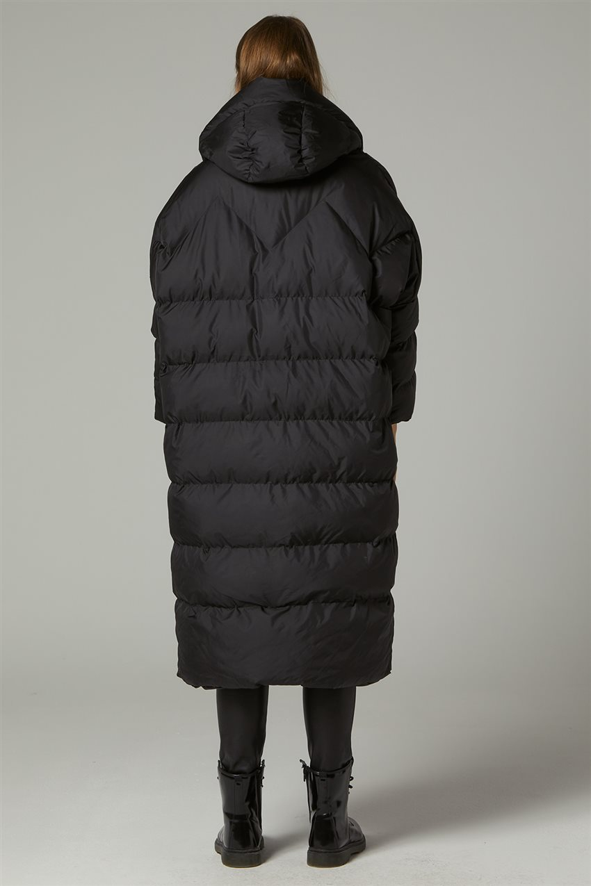 Coat-Black MR-1453-12 - 12