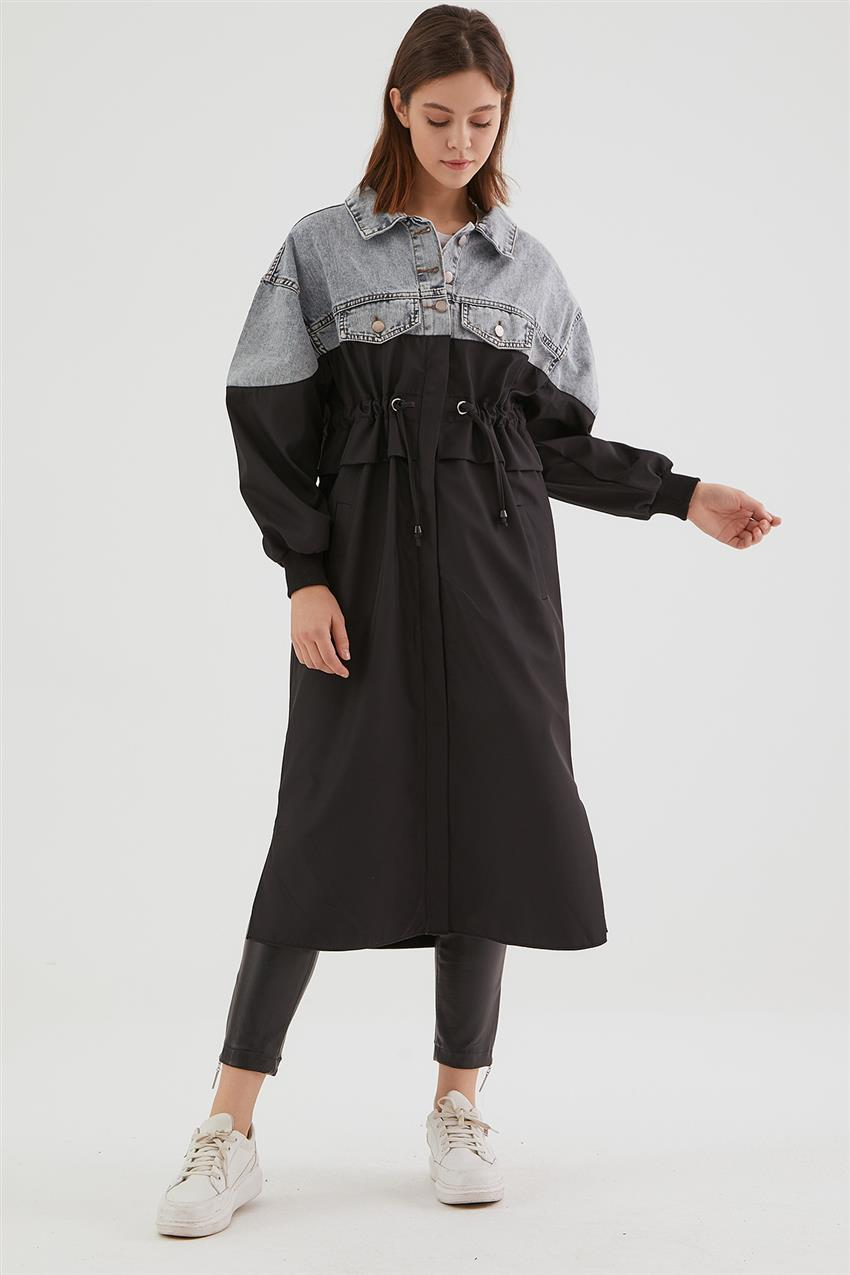 Coat-Black MPU-0W1010-01 - 7