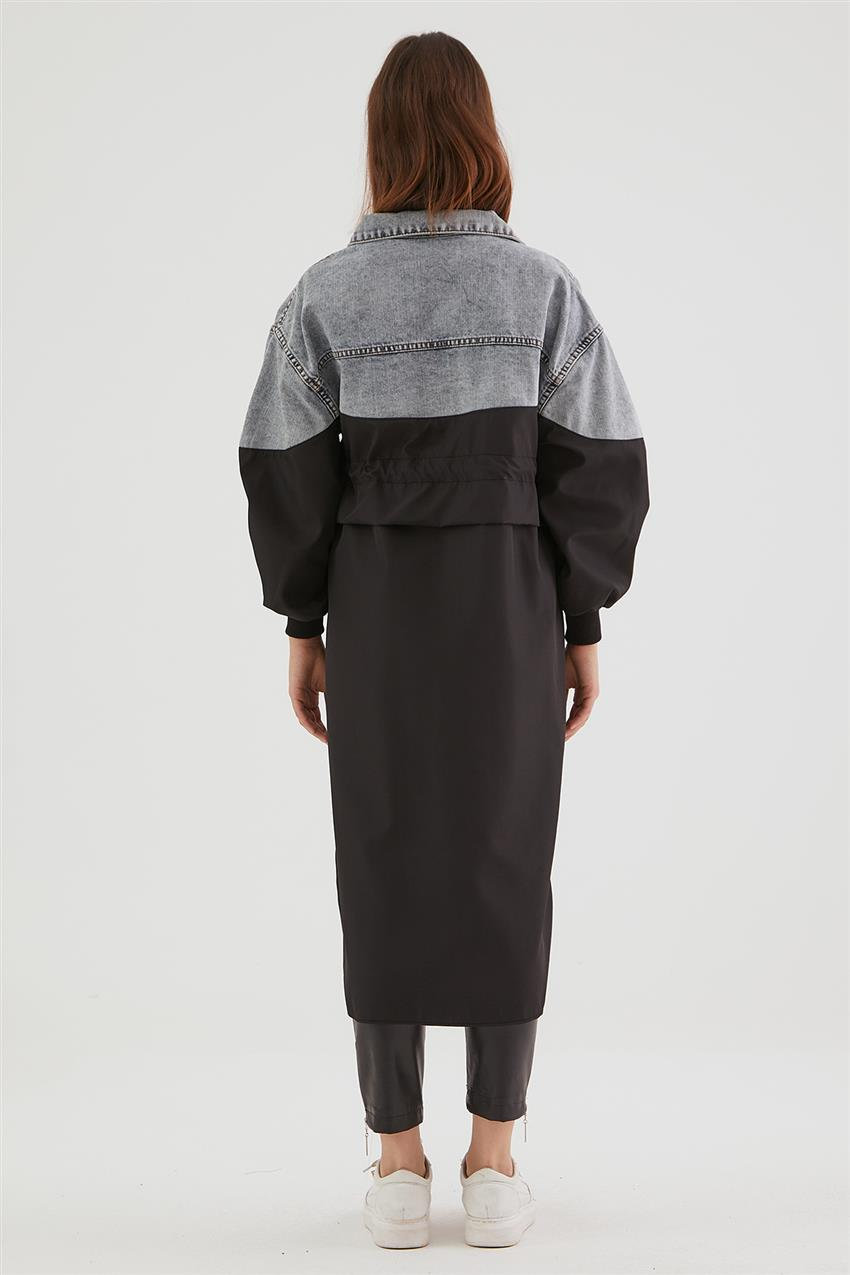 Coat-Black MPU-0W1010-01 - 12