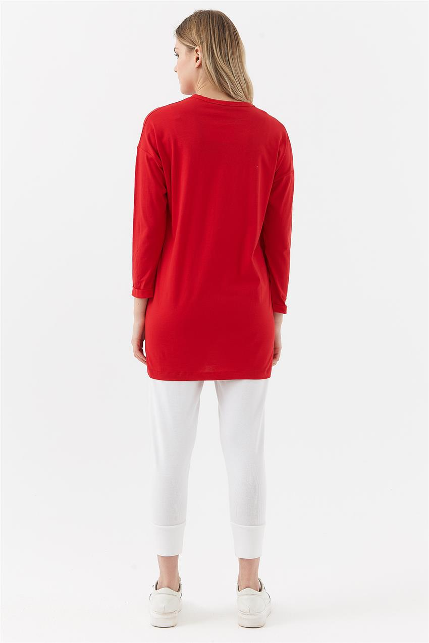 Tunic-Red UZ-1W0070-19 - 12