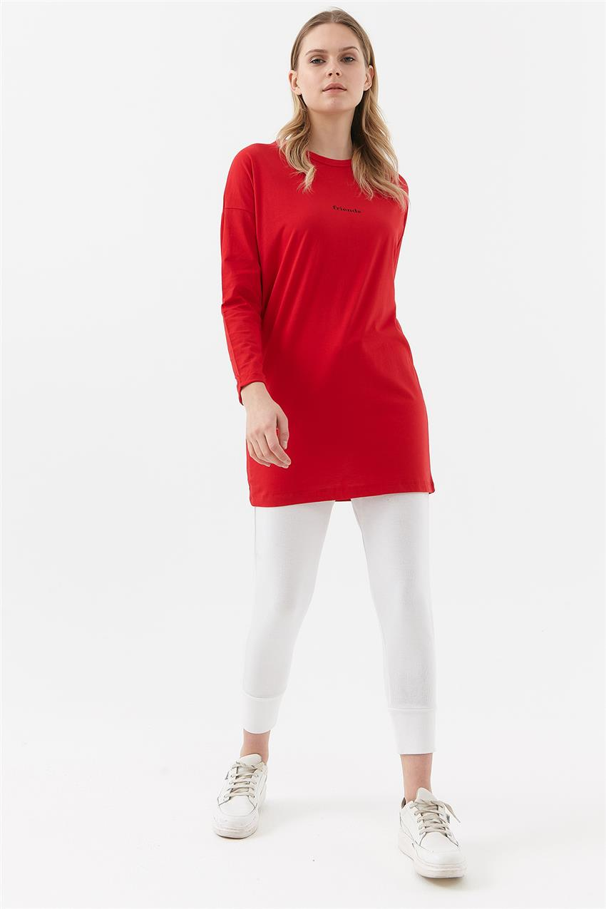 Tunic-Red UZ-1W0070-19 - 7